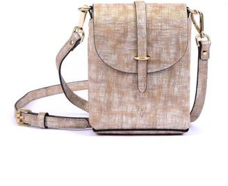 Atelier Hiva Astrum Straw Leather Bag Beige