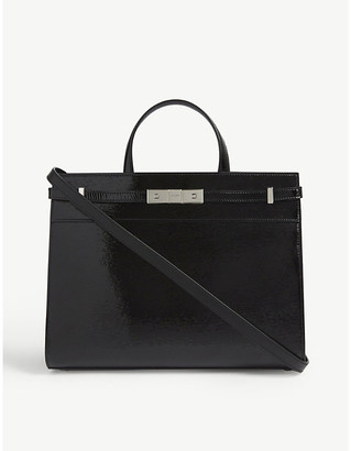 Saint Laurent Manhattan small leather shopper