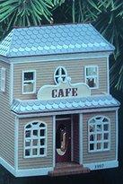 Hallmark Nostalgic Houses and Shops: Cafe - Dated 1997