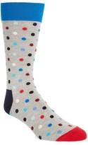 Happy Socks Men's Polka Dot Socks