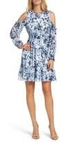 Eliza J Women's Cold Shoulder Dress