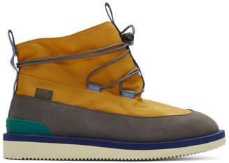 Suicoke Aime Leon Dore Yellow Edition Hobbs Boots