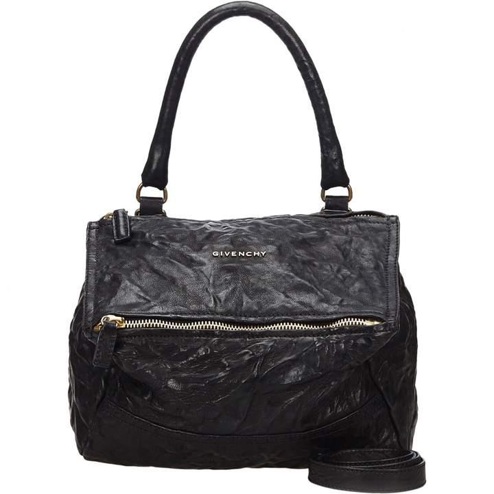 Givenchy Pandora leather satchel