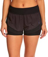 MPG Women's Grid Soleen Fitness Short 8150721