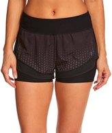 MPG Women's Grid Soleen Fitness Short 8150721