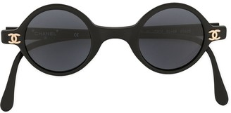Chanel Pre Owned Sunglasses Eyewear