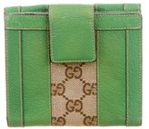 Gucci GG Compact Wallet