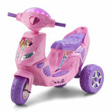 Disney KidTrax Princess 6V Twinkling Scooter Electric Ride-on