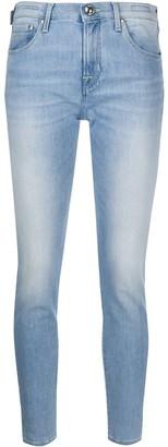 Jacob Cohen denim mid rise skinny jeans