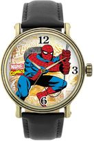 Spiderman Leather Watch