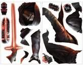 "Star Wars Star WarsTM ""Episode VII: The Force Awakens"" Kylo Ren Peel-and-Stick Glow Wall Decals"