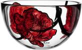Kosta Boda Rose Tattoo Bowls