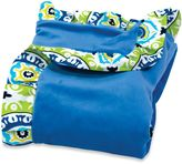 Waverly Baby by Trend Lab® Solar Flair Velour Ruffled Receiving Blanket