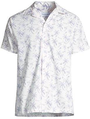 Maison Labiche Hawaii Short Sleeve Sport Shirt