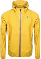 K Way Le Vrai 3.0 Claude Jacket Yellow