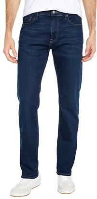 Mavi Jeans Zach Straight Leg in Deep Shaded Williamsburg (Deep Shaded Williamsburg) Men's Jeans