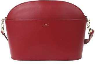 A.P.C. Red Gabriella Bag