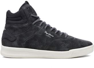 Pepe Jeans BTN 01 High Top Trainers