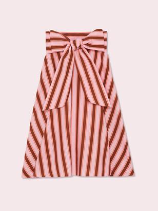 Kate Spade Calais Stripe Skirt