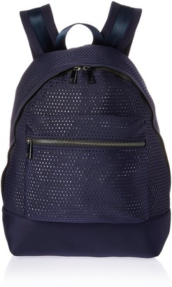 The Fix Riley Perforated Neoprene Backpack Fashion Backpack