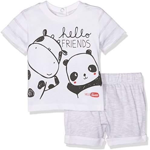 Chicco Baby Girls' 09077426000000 Onesie,62 (Manufacturer size: 062)