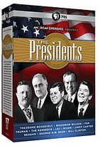 PBS American Experience: The Presidents (2012), 17-Disc DVD Set