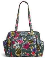 Vera Bradley Falling Flowers Stroll Around Baby Bag