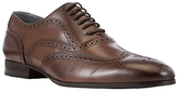 Kin By John Lewis Archie Oxford Brogues, Burnished Brown