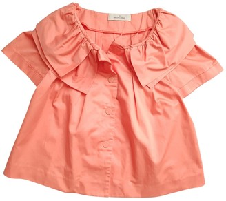 By Malene Birger Pink Cotton Top for Women