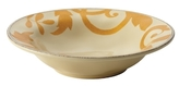 Rachael Ray Scroll Round Serving Bowl