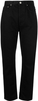 Totême Loose-Fit High-Waist Jeans