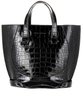 Victoria Beckham Small Tulip Embossed Leather Tote