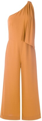 Andrea Marques Side Pockets Jumpsuit
