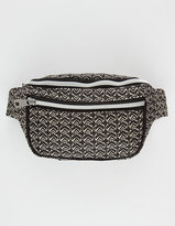 Arrow Print Fanny Pack