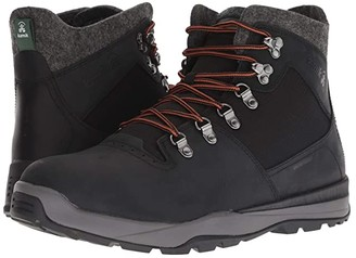 Kamik Velox (Black) Men's Lace-up Boots