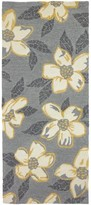 Dorothy Dogwood Light Gray Indoor/Outdoor Area Rug Charlton Home Rug Size: 3' x 5'
