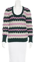 Chloé cWool Wide-Knit Sweater