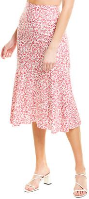 6 Shore Road Tidepool Midi Skirt