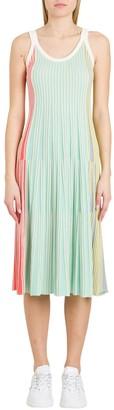 Kenzo Ribbed Midi Dress