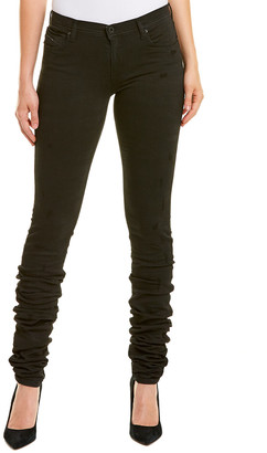 Diesel Black Gold Type 2614 Black Super Skinny Leg