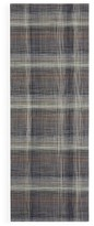 "Chilewich Plaid Floor Runner, 26"" x 72"""