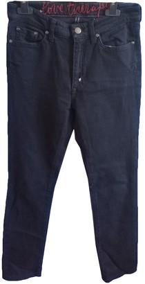 Fiorucci Black Cotton Jeans