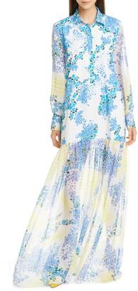 All Things Mochi Alona Long Sleeve Maxi Dress