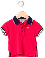 Armani Junior Boys' Short Sleeve Polo Shirt
