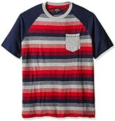 Company 81 Men's Big and Tall Ombre Crew