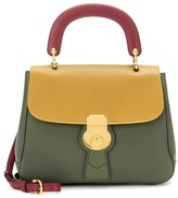 Burberry The Trench Leather Top Handle Bag