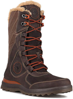 Aquatherm By Santana Canada Women's Cold Weather Boots BROWN - Brown Rust Ahnah Waterproof Boot - Women