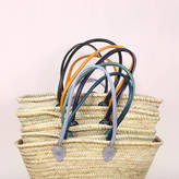 Bohemia Souk Shopper Basket