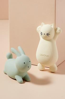 Liewood Cat & Rabbit Bath Toy Set