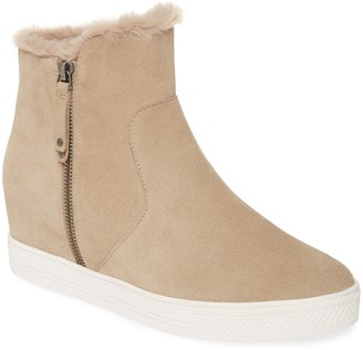 Caslon Averie Hidden Wedge Water Resistant Bootie